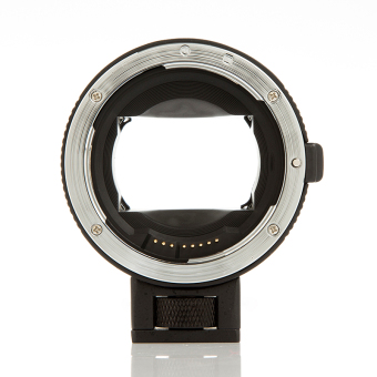 Auto Focus Mount Adapter EF-NEX Black for Canon EF/EF-S Lens to use for Sony NEX II E Mount 3/3N/5N/5R/7/A7 ,Support Full Frame - intl