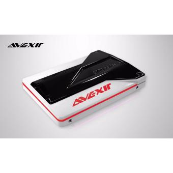 Avexir S100 LED SSD 120GB Led Lightning Effect (Red) Price Philippines