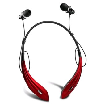 Awei A810BL Neck-Band Bluetooth Headset (Red) Price Philippines
