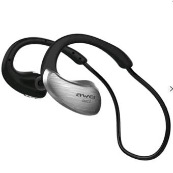 Awei A885BL Waterproof Wireless Sports Headphone (Silver)