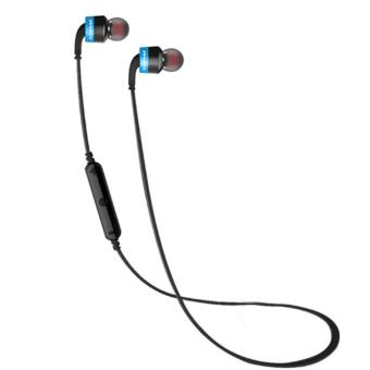AWEI A960BL Noice Cancelling Bluetooth In-Ear Headphone Earphone with Mic - 4