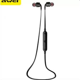 AWEI A960BL Noice Cancelling Bluetooth In-Ear Headphone Earphonewith Mic Price Philippines