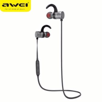 Awei AK7 Magnetic Switch Wireless Sports Earphone (Gary)