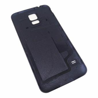 Back Cover Replacement For Samsung Galaxy S5 (Black) - 2