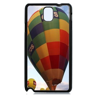 Balloon Pattern Phone Case for Samsung Galaxy Note 3 (Black)