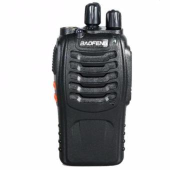 Baofeng BF-888S Portable Two-Way Radio 2PCS (Black) - 2