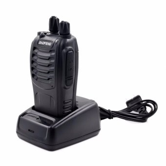 BaoFeng BF-888S VHF UHF FM Transceiver Walkie Talkie Two-Way Radio set of 10 - 2