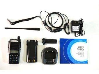 Baofeng / Pofung UV-82 Dual Band / Dual PTT Launch Key Two-Way Radio Set of 2 - 2