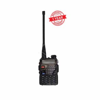 Baofeng / Pofung UV5RE VHF/UHF Dual Band Two-Way Radio ( black )