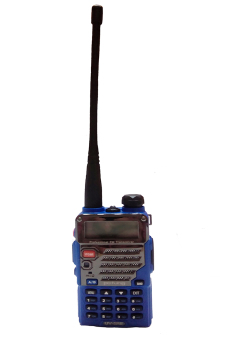 Baofeng / Pofung UV5RE VHF/UHF Dual Band Two-Way Radio (Blue)