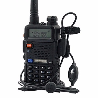 BAOFENG UV-5R Dual Band Two Way Radio - 4