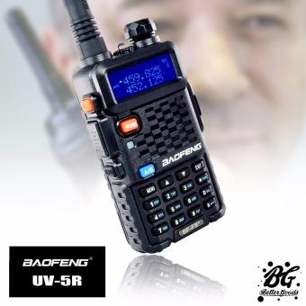 Baofeng UV-5R walky talkies (Black)