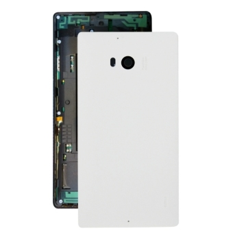 Battery Back Cover Replacement for Nokia Lumia 930(White)