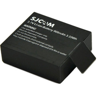 Battery for SJCAM SJ4000, SJ5000 Action Sports Camera (Black) Price Philippines