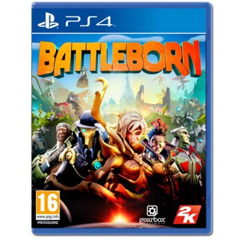Battleborn (R3) for PS4