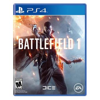 BATTLEFIELD 1 PS4 GAME R3,R1 MINT CONDITION