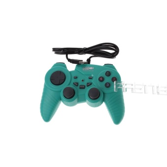 BATTLEGEAR ADJ-832 USB Wired Game Controller/Gamepad USB 2.4G WiredComputer Game Pad Controller Joystick Plug and Play for PC
