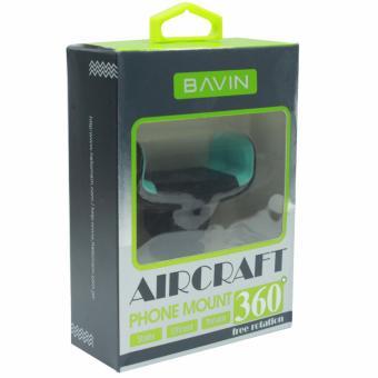 Bavin Aircon Vent Mount for Mobile phones ( Black ) - 3