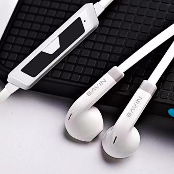 Bavin HB-YS001 Stereo Bluetooth Headset (White) Price Philippines