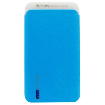 Bavin PC175 10000mAh Slim Power Bank (Blue) Price Philippines