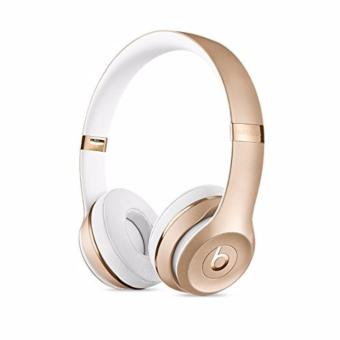 Beats by Dr. Dre Solo 3 Wireless On-Ear Headphone (Gold)