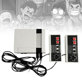 BEFU Mini TV Game Player Classic Game Console With 500 Games ForNintendo NES AU Plug - intl - 2