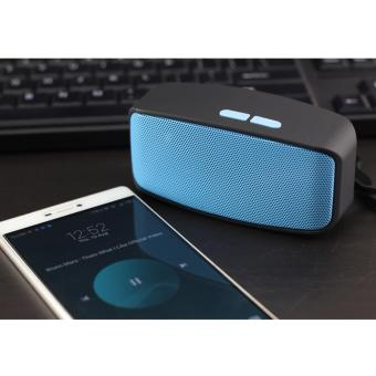 Below SRP N10 U Extreme Portable Bluetooth Speaker (Blue/Black) - 3