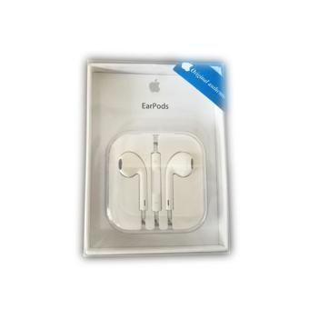 Best Quality New Fashion 3.5mm In-ear Earphone for Apple iPhone(White)