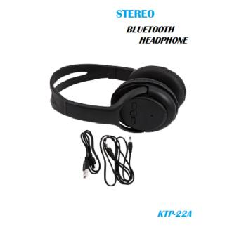 Better Goods KTP22A Stereo Bluetooth Device Headphone Headset withSD Slot - 2
