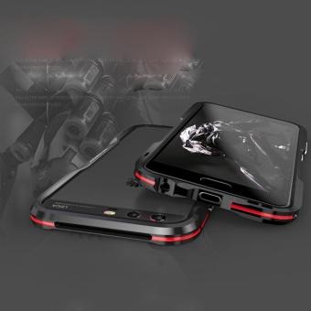 Bicolor Aluminum metal phone Bumper Case for Huawei P10 phone Frame Case - intl - 2