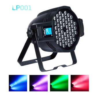 Big Dipper LP-001 54 x 3W RGBW LED Par Lighting Price Philippines