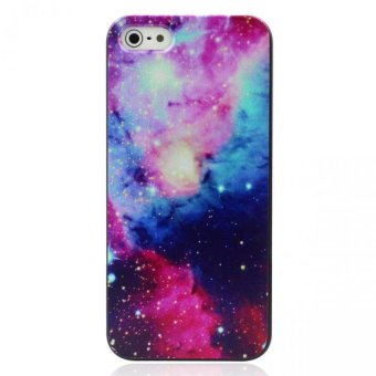 Bigskyie Universe Hard Back Case Cover For Apple iPhone 5 5G 5S - intl