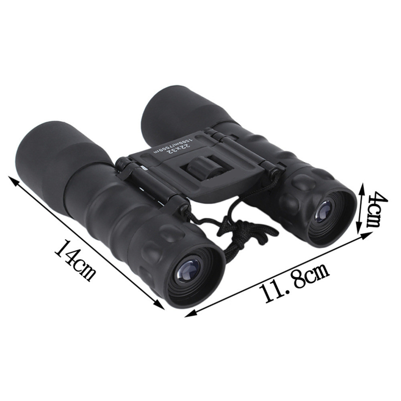 Binoculars Military Telescope Zoom High Magnification Night Vision Binoculars