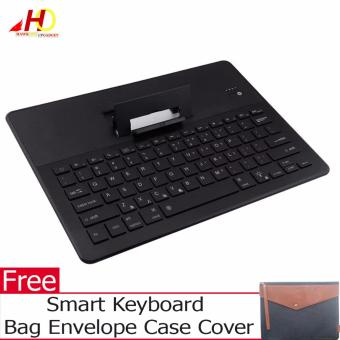 BL2088 Smart Clamshell 7 Color Backlit Bluetooth keyboard Case forApple iPad Pro12.9 Tablet Removeable Pu Leather Folio Cover