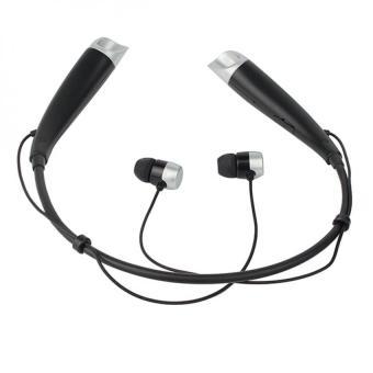 Lg Hbs500 Bluetooth 41 Earphone Neckband Type Headset Intl Source Black Bluetooth HBS .