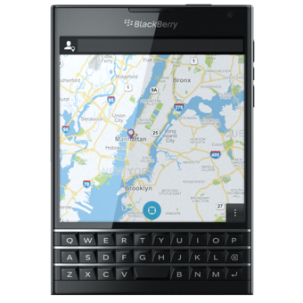 Blackberry Passport Q30 32GB LTE (Black) SQW100-1 - intl