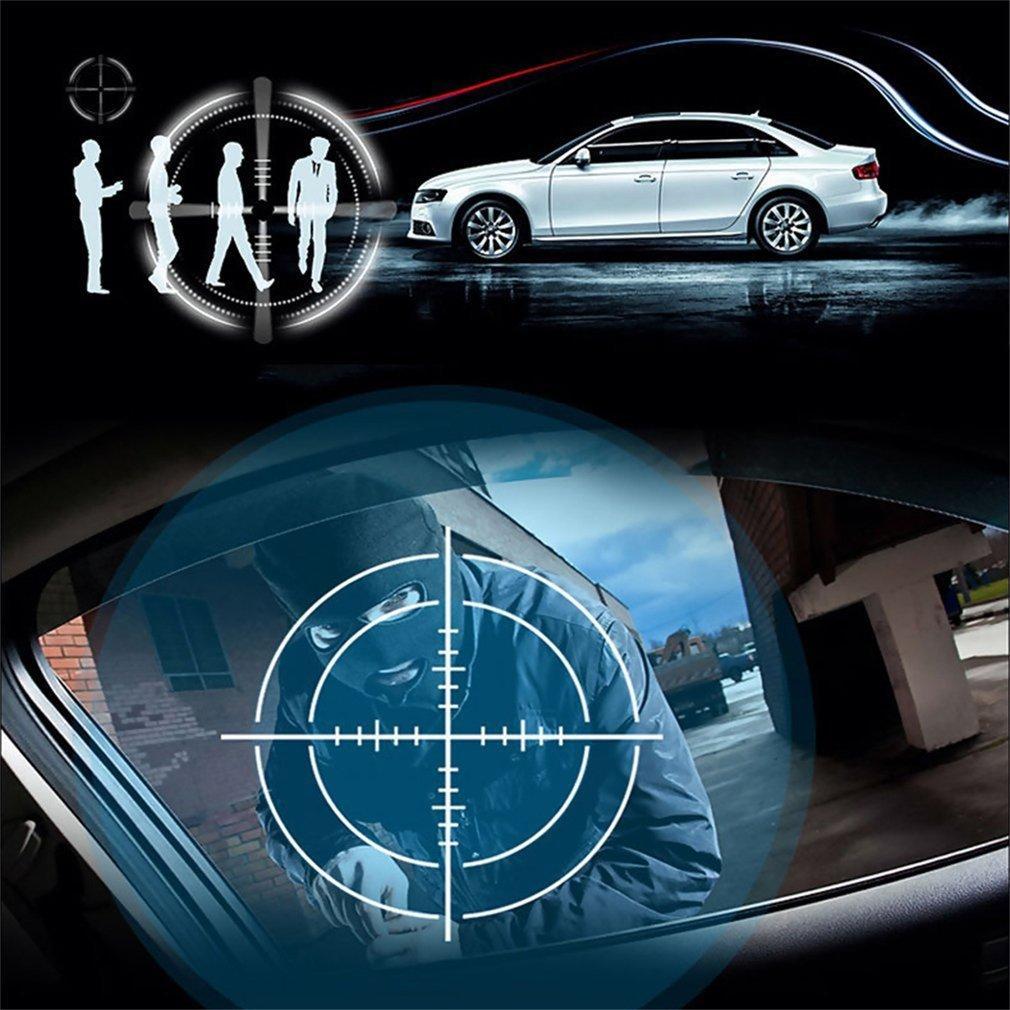BLACKVIEW HS910C 7.36 Inch Car CamGOOD DVR Dual Lens Rearview Mirror Video Recorder 1080P