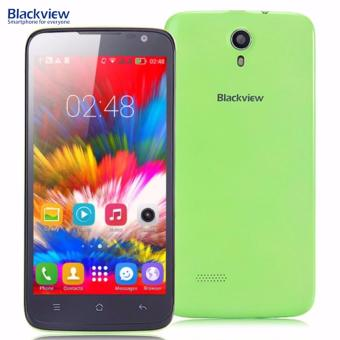 Blackview Mobile ZETA 8GB 5.0 IPS Display (Green) with FREE Leather Case