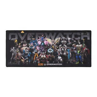 Blizzard Overwatch Extended Long Mouse Pad Gaming Mousepad Mouseand Keyboard Play Mat