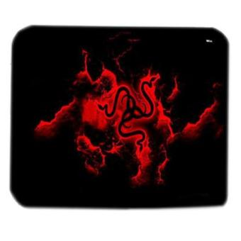 Bloody Red Razer Goliath Speed Gaming MousePad Mouse Pad