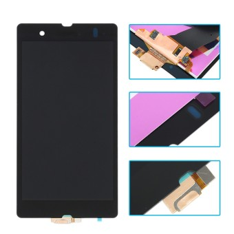Bluesky LCD Display Touch Screen Digitizer + Adhesive+Tools For Sony Xperia Z L36h L36i C6601 C6602 C6603 C6606 C660x - Intl - 2