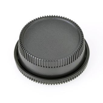 Body Cap + Rear Lens Cap Set for Nikon Camera