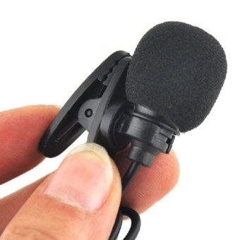BolehDeals 10 Small Black Foam Cover Windscreen Windshield frLavalier Lapel Microphone - 2