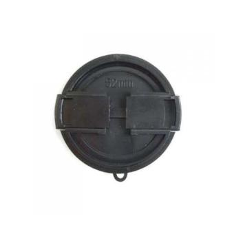 BolehDeals 52mm Plastic Snap On Camera Lens Cap for JVC - picture 2