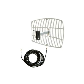 Bolt Grid 3G/4G/LTE 16 dbi Antenna with 30-Meter Wire for B593 B315Only