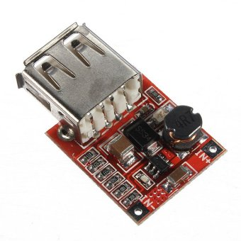 Boost DC DC Converter Module 3V To 5V 1A USB Charger