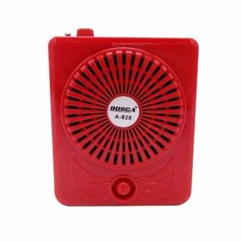Bosca A-828 Professional Teach Microphone (Red) #0124 Price Philippines
