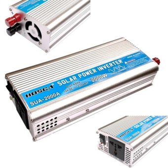 Bosca SUA-2000A 2000W 12V DC to 220V 230V AC Solar Power Inverter
