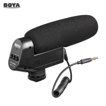 BOYA BY-VM600 Cardioid Directional Condenser Microphone Mic for Canon Sony Nikon Pentax DLSR Camera