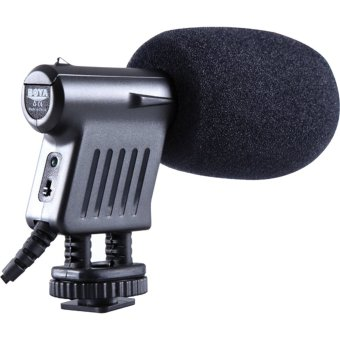 Boya VM01 UniDirectional Microphone for DSLR
